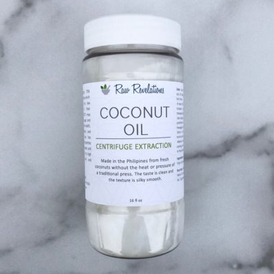 Raw Revelations Coconut Oil
