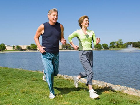 Commandment #8: Keep moving and stay active