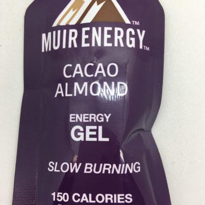 Muir Energy Cacao Almond Energy GEL