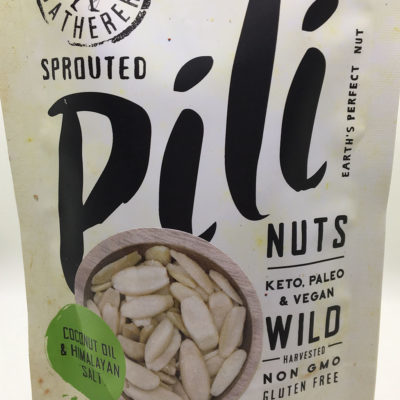 Hunter Gatherer Sprouted Pili Nuts Original