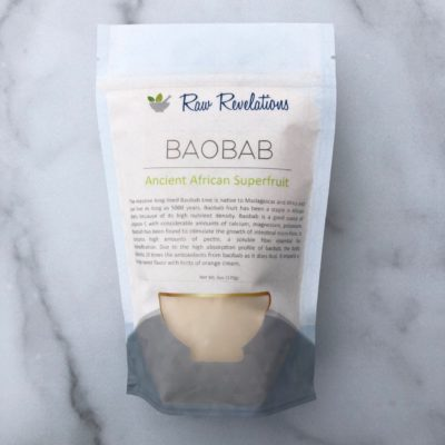 Raw Revelations Baobab