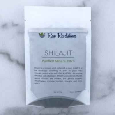 Raw Revelations Himalayan Shilajit