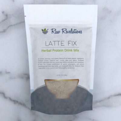 Raw Revelations Latte Fix