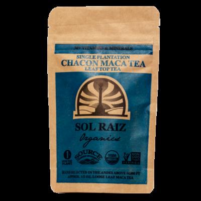 Sol Raiz Maca Tea