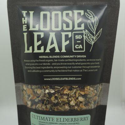 Ultimate Elderberry Tea