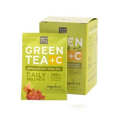 Green Tea Plus C Dragonfruit