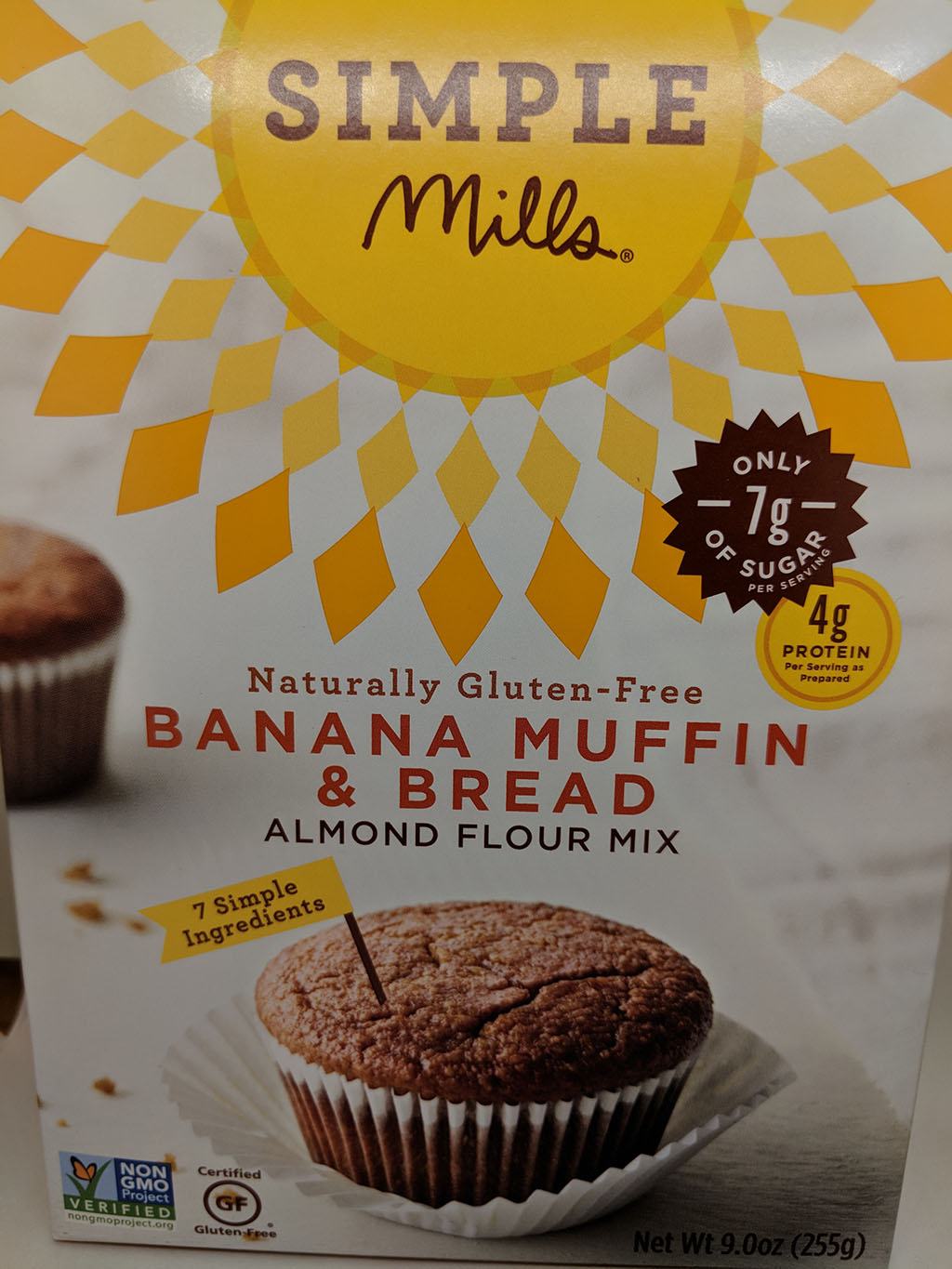 Simple Mills Banana Muffin And Bread Mix I Am A Clean Eater