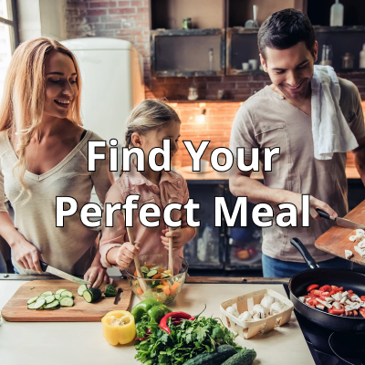 Find your perfect meal