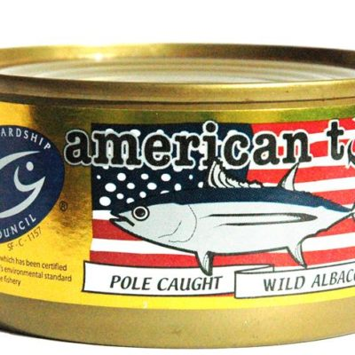American Tuna Sea Salt