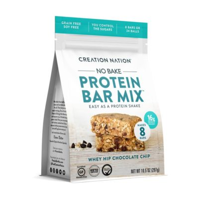 Creation Nation Keto Protein Bar Mix