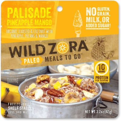 Wild Zora Palisade Pineapple Mango Breakfast, front of product