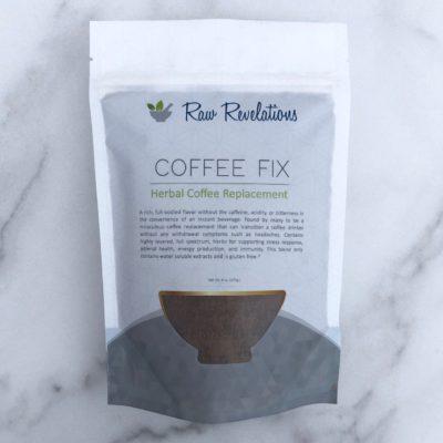 Raw Revelations Coffee Fix