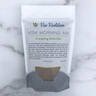 Raw Revelations MSM Morning Mix