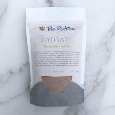 Raw Revelations Hydrate