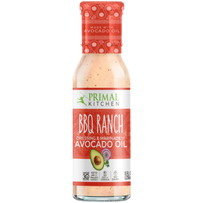 Primal Kitchen BBQ Ranch - Front of Package
