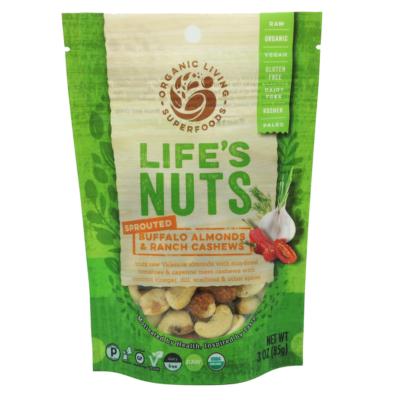 Life's Nuts Buffalo Ranch