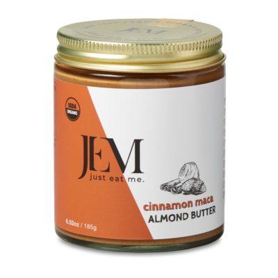JEM Cinnamon Maca Almond Butter