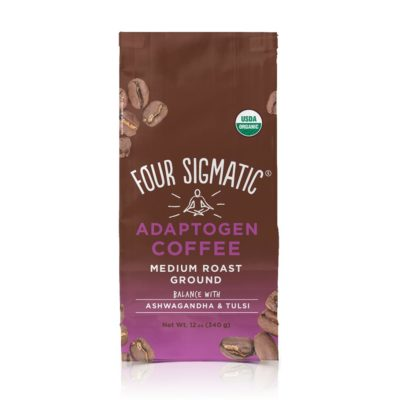 Four Sigmatic Ground Adaptogen Coffee