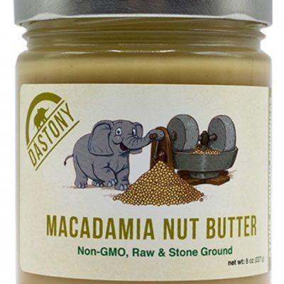 Dastony Macadamia Nut Butter