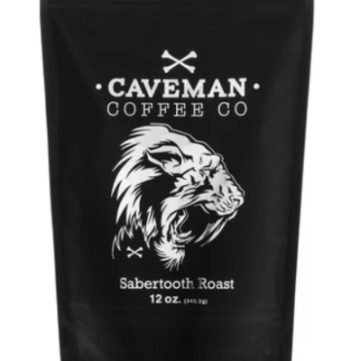 Caveman Coffee Sabertooth