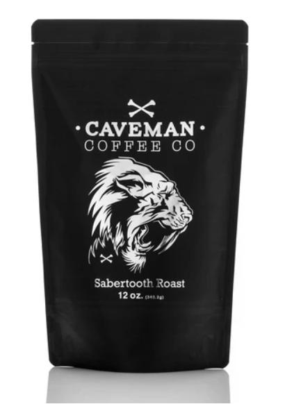 Caveman Coffee Sabertooth