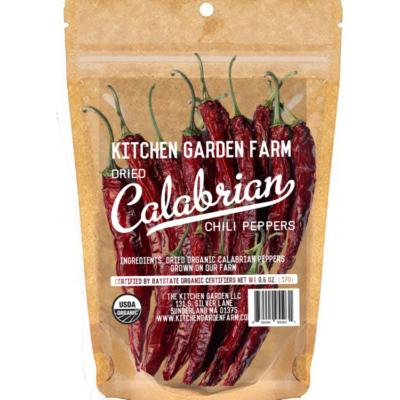 Kitchen Garden Farm Calabrian Chilis