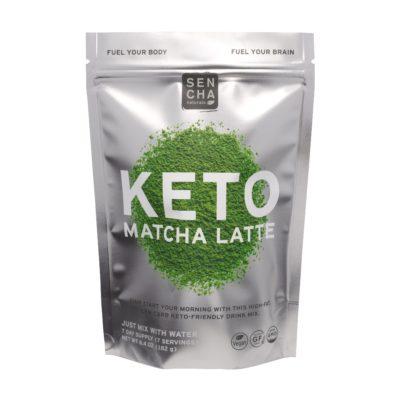 Sencha Keto Matcha Latte