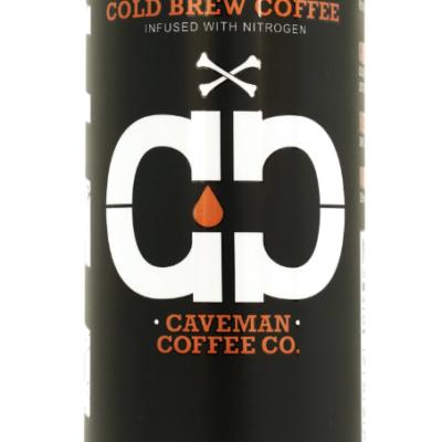 caveman nitro cold brew