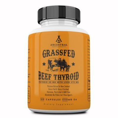 Beef Thyroid