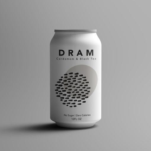 dram cardamom and black tea