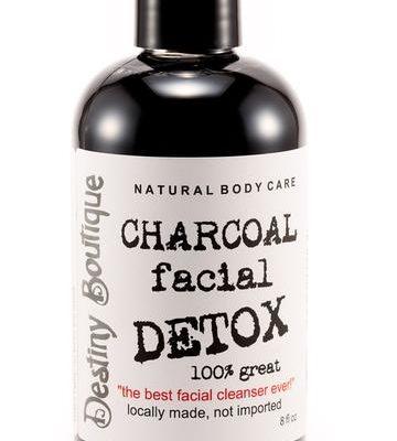 destiny boutique charcoal detox liquid