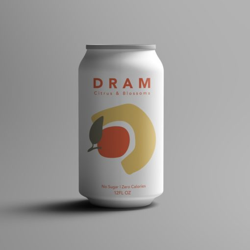 dram citrus and blossoms