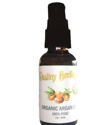 destiny boutique argan oil
