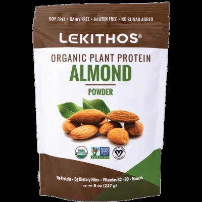 lekithos almond protein